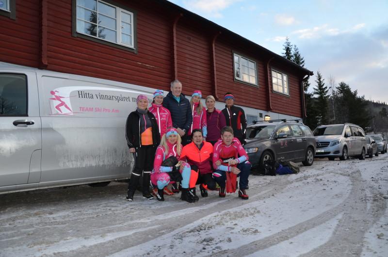 Vasaloppsläger Idre Fjäll - TEAM SkiProAm - Foto:SkiProAm
