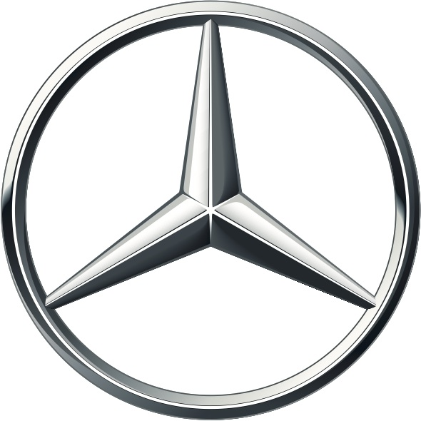 Mercedes-Benz star_neg_Ny logo